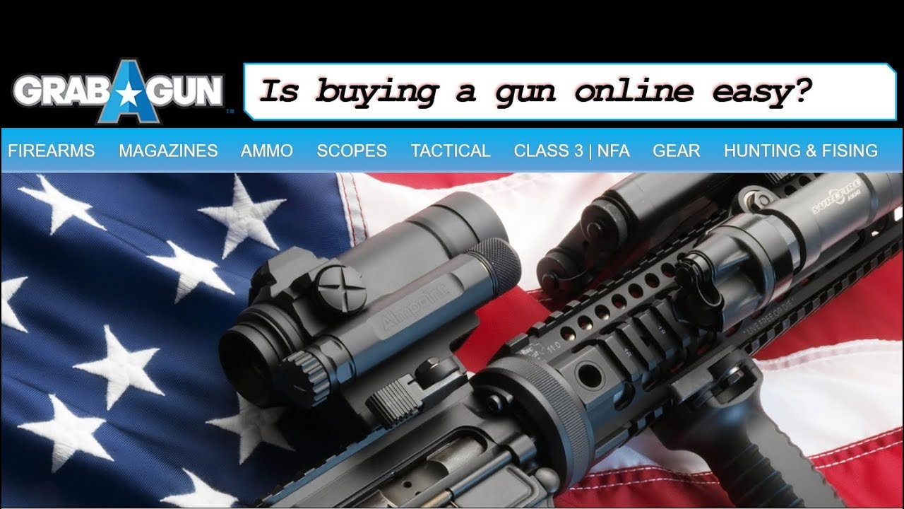 How to Buy a Gun Online | Ordering Guide | Cheap Guns