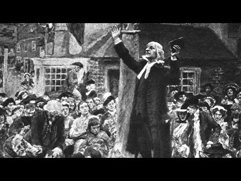 John Wesley Sermon - On The Death Of The Rev. Mr. George Whitefield
