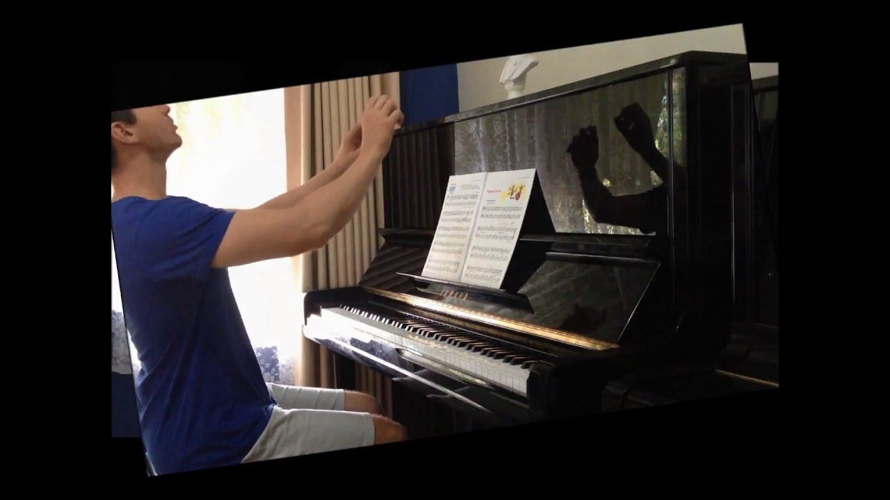 Alfred's Basic Piano Library Recital Book Level 3 - YouTube