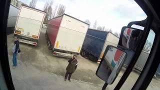 Kamionos Peti vezet