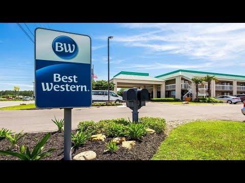 Best Western Flagship Inn - Moss Point Hotels, Mississippi