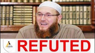 Dr Muhammad Salah Refuted by Ahmadi Muslim (Qadiani)