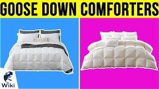 10 Best Goose Down Comforters 2019