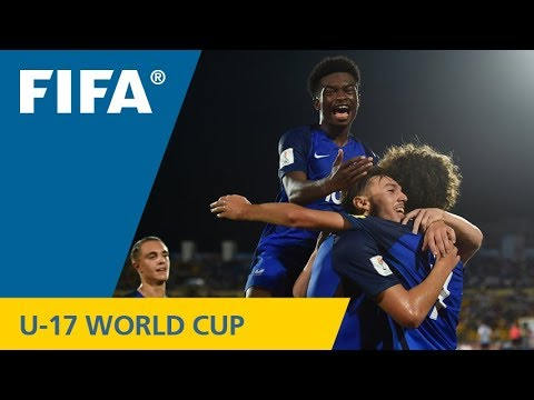Match 21: France v Japan – FIFA U-17 World Cup India 2017