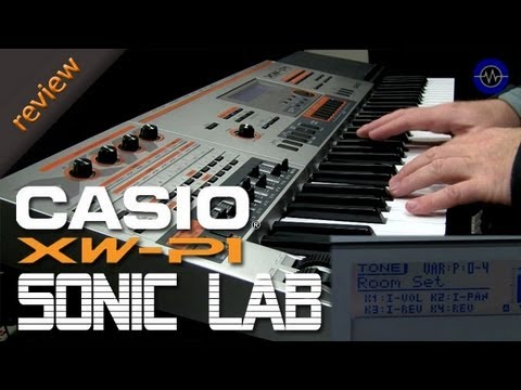 Download Casio XW-P1 Sonicstate review