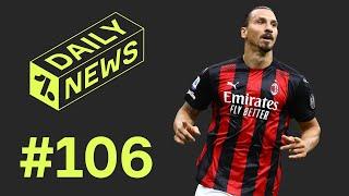 Deadline für Jogi Löw? Zlatan Ibrahimović bricht Rekorde! Barca in der Krise!