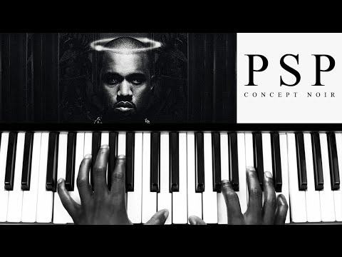 Low Lights | Kanye West | Play Smooth Piano (Tutorial)