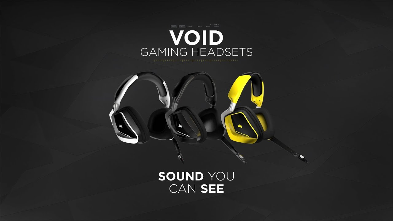 VOID RGB USB Dolby 7 1 Gaming Headset