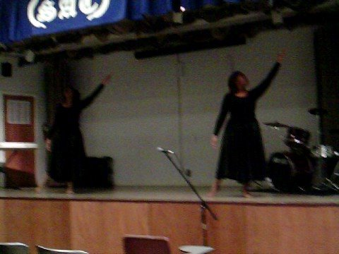 El Shaddai Dance Ministry of Shaw University