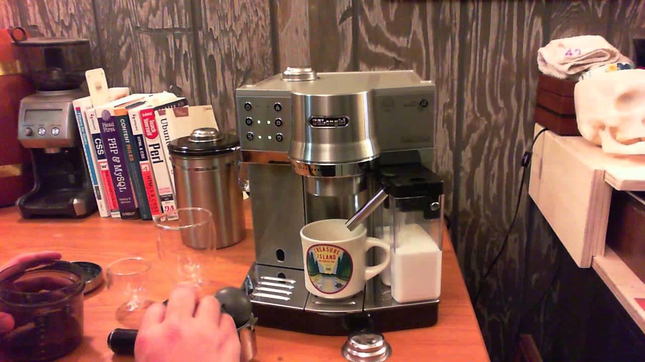 De Longhi Ec860 Espresso Maker Review After Profound Use