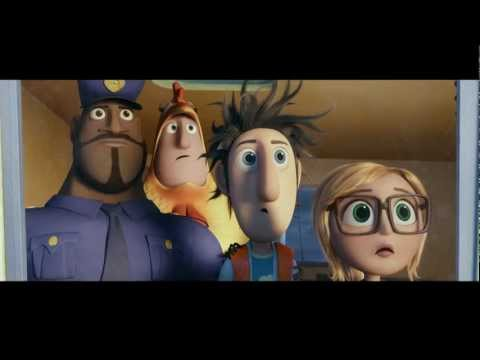 CLOUDY WITH A CHANCE OF MEATBALLS 2 - Trailer #1