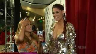 Premios Juventud 2012 Blanca Soto