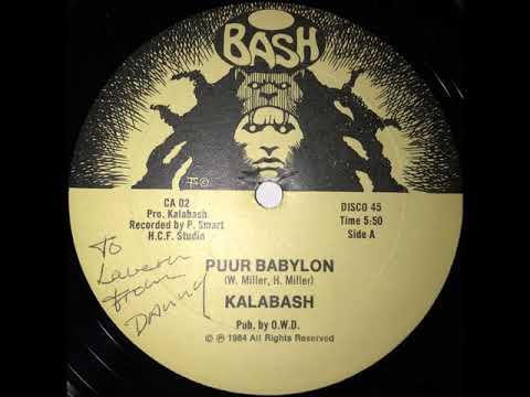 Kalabash - Puur Babylon + Dub - 12