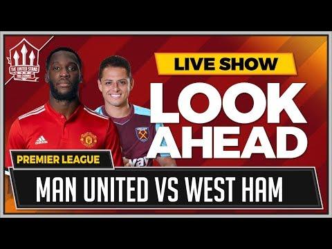 ZLATAN Returns! Manchester United vs West Ham United LIVE Preview