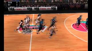 Nintendo 64 NBA Jam 2000 Game (Intro)