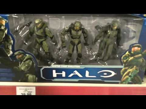 toys r us sightings hauls transformers halo marvel more 9