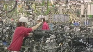 Japan's economic growth stumbles