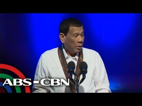 President Duterte addresses audience at BJMP Anniversary - 12 July 2019 | ABS-CBN News