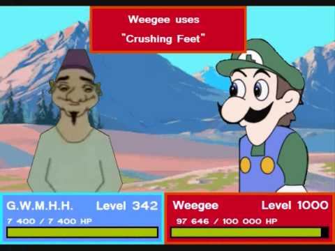 weegee vs quotthat guy who moves his headquot youtube