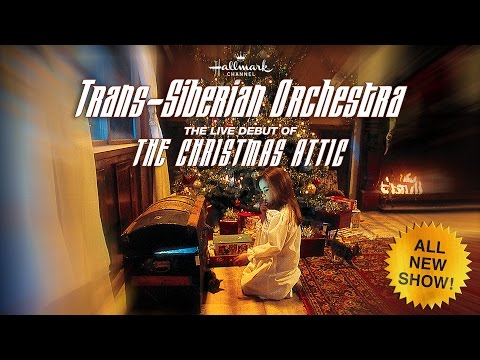 The Live Debut of 'The Christmas Attic' - Trans-Siberian Orchestra - :30 Spot