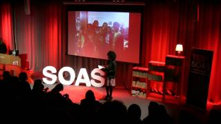 The wise and the great: Zephanii Smith at TEDxSOAS