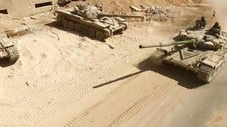 вКС России будут действовать в Сирии на наиболее опасных направлениях