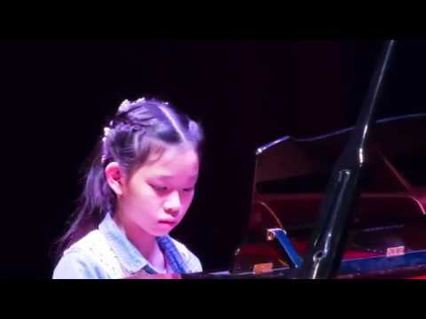 Sicilienne Op.68 | Young Musicians 2017 | Peipei (11y)
