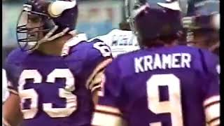 1987 Week 12 Minnesota Vikings @ Dallas Cowboys Thanksgiving Game