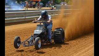 That's getting it done. Dirt Drags @ Newtown thumbnail