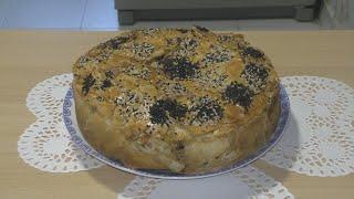 Турецкий пирог с сыром
