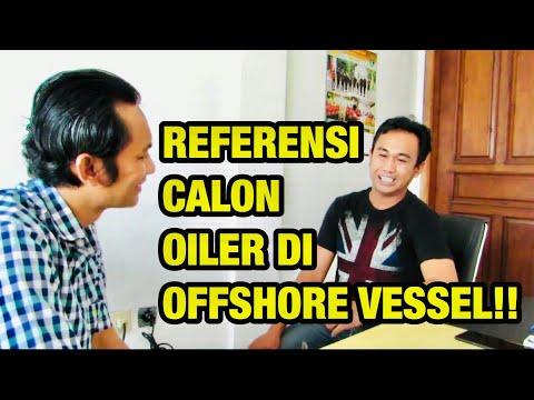 REFERENSI CALON OILER DI OFFSHORE VESSEL (Middle East & Saudi Arabia)