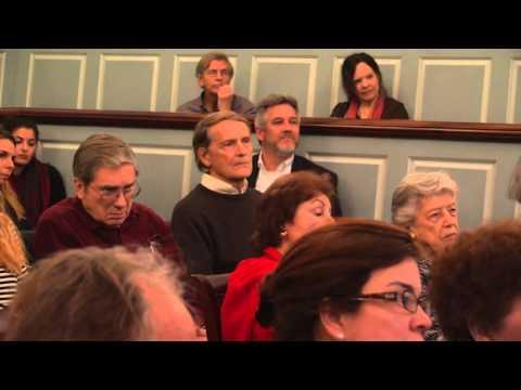 American Forum: Jeffrey Frank (