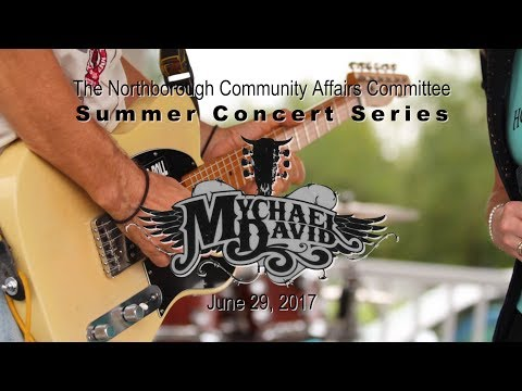 Northborough Summer Concert Series - Mychael David Project