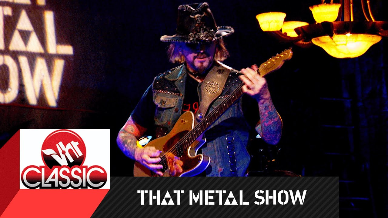 that metal show john 5 shreds as this week s guest musician episode 1403 sneak vh1 classic. Black Bedroom Furniture Sets. Home Design Ideas