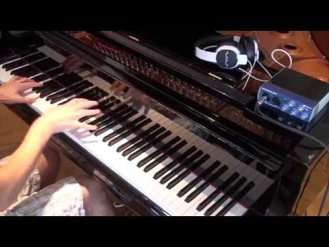 NICO Touches The Walls - Hologram (Fullmetal Alchemist: Brotherhood OP2 Piano Cover)