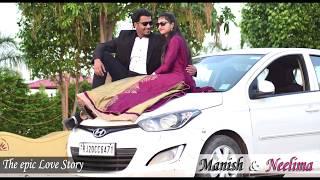 Sab Tera (Full Song)   Na Jiya Zindagi   Best Pre Wedding   Manish & Neelima   Cinema Studio Kota