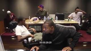 DREAM CHASERS RECORDS - Two legends circa 2012 MeekMill x NipseyHussle