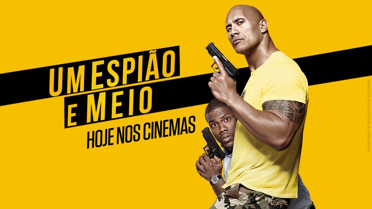 Um Espiao E Meio Spot Back Together Hoje Nos Cinemas Youtube