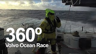 Immersive 360 footage from the Southern Ocean   Volvo Ocean Race