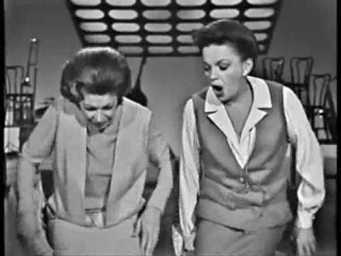 Martha Raye & Judy Garland - St. Louis Blues