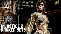 Injustice 2: Enchantress Ranked Sets #3
