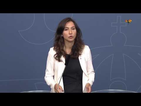 Aida Hadzialic kallas till nya förhör
