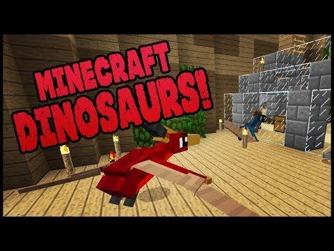 Minecraft Dinosaurs! || 503 || To-do Tour!