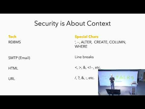 Building Secure Web Apps With Cory House