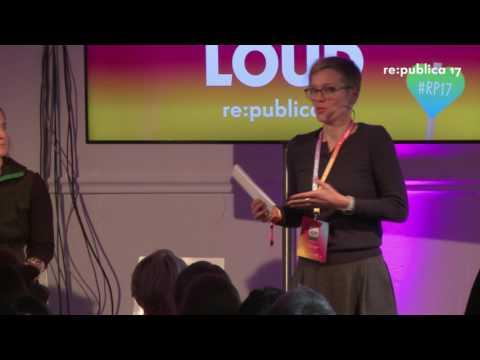 re:publica 2017 - Starten Frauen im Zuge der Digitalisierung besser durch? on YouTube