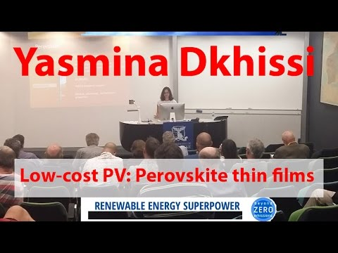 Low-Cost PV: Perovskite Thin Films