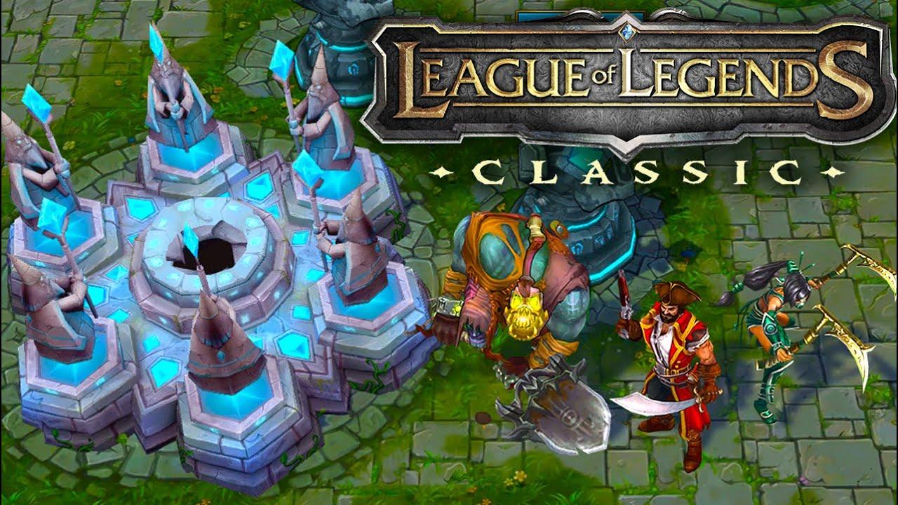 League of Legends: Classic - Season 1 in 2021