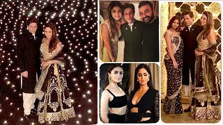 SRK's Lavish Diwali Party 2018 At Mannat Inside Video- Suhana,Katrina,Alia,Kareena,Shilpa