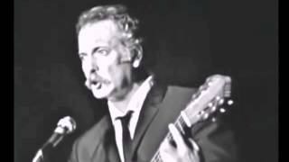 Georges Brassens - Sale Petit Bonhomme (Live à Bobino, 1969)
