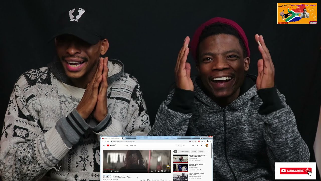 Download Robot Prime - Skyf (Official Music Video)  II REACTION